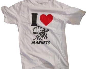 flea market t shirt etsy