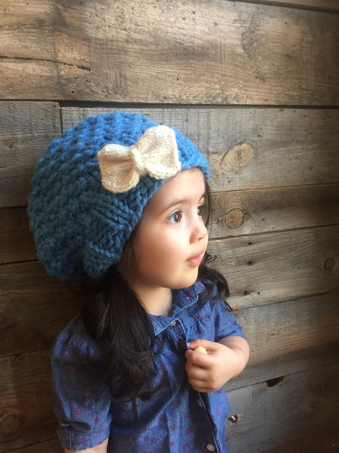 Slouchy hat pattern kids beanie knitting pattern knit hat this is a digital file bankloansurffo Images