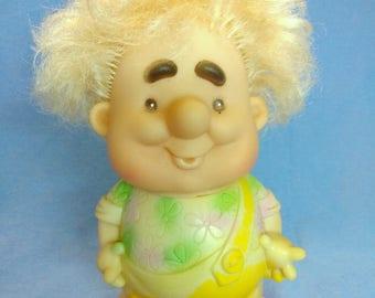 Soviet Rubber Carlson, Karlsson, Karlson, Carlsson. Soviet Clown. Soviet Toy. Soviet. Soviet Rubber.