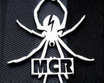 My Chemical Romance, pendant My Chemical Romance, My Chemical Romance silver