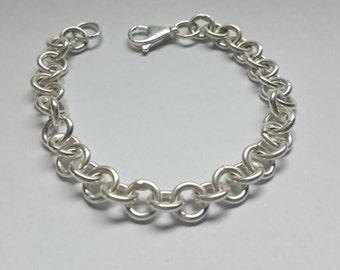 Bracelet in Silver Law 925