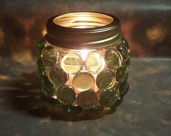Homemade Candleholder