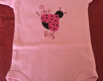 3/6 month Girl onesie