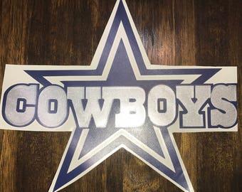 Dallas Cowboy star.