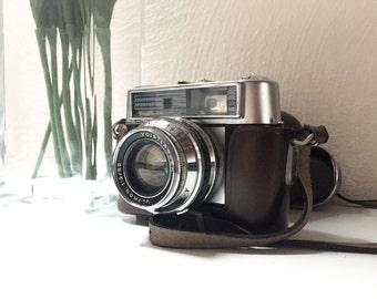 Voigtlander Vitomatic IIIb Camera Vintage Vito Vogtländer Kamera