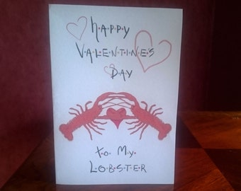 Valentine's Lobsters