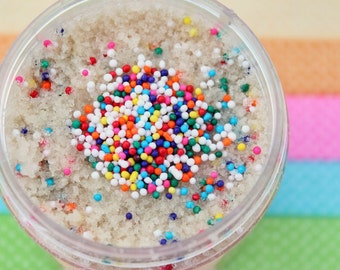 Cake Batter Body Scrub