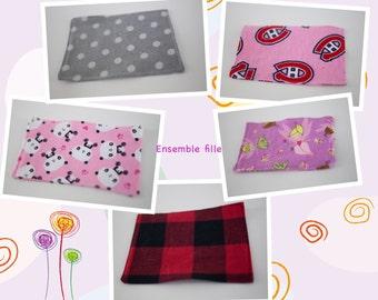 Washable cloth