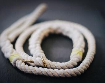 Rope Slip Lead /// Training Lead