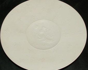 Rosenthal Fantasy Fantasia BJORN WIINBLAD Mid-Century Butterfly Catcher Plate
