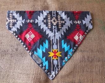 Brainchild- Tribal Aztec Studded Bandana