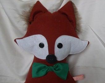 "Fox Don ""Edward"", pretty plush toy for child"