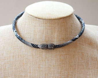 Magnetic Clasp Choker