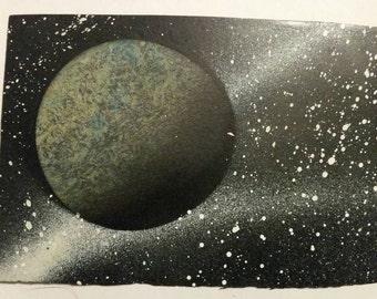 Postcard Planet #6