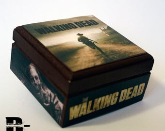 The Walking Dead Keepsake Box