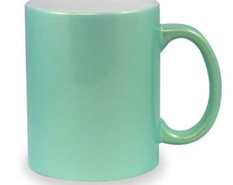 Customizable metallic colour Cup