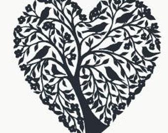 Cross Stitch Pattern Tree of Life PDF