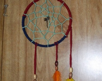 Dream catchers with charms