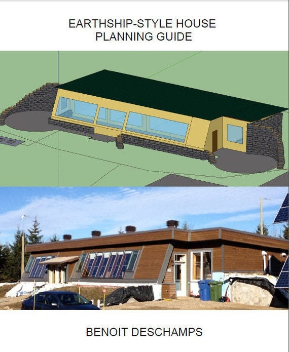 Earthship-Style House Planning Guide