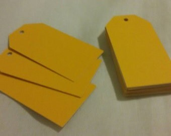 Paper Craft Tags