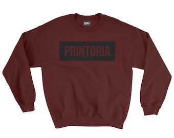 Unisex Sweatshirt, sweatshirt, sweatshirt Printoria Point, sweatshirt, men's clothing, sweatshirt, sweatshirt, crew neck logo box, street wear