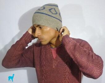 Raindrops handmade sweater
