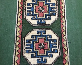 Fabulous Turkish Milas handknotted rug