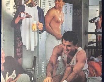 1982 Vintage Budweiser ad