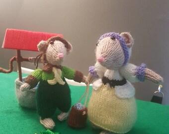 Jack and Jill Nursery Rhyme toys