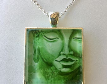Buddha Nature #1 Green