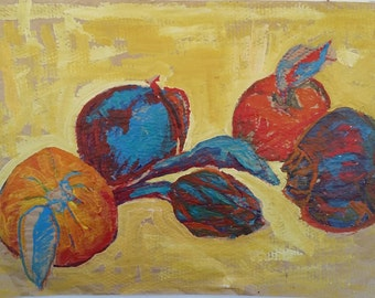 Fruit Abstracted