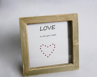 Love gift - engagement, wedding, anniversary, birthday