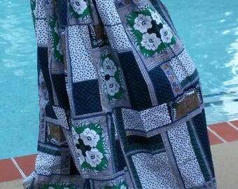 4yd pantaloons, ATS, American Tribal Style, Tribal Fusion, Yoga
