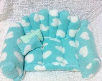 Custom order**Couch/guinea pig bed/hedgehog bed/rabbit bed/ferret bed/pet bed/guinea pig cage/guinea pig fleece