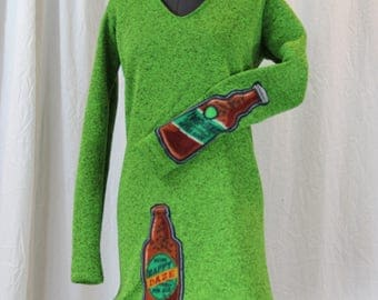 Beer Lover's Fleece Dress