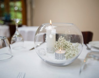Wedding Candle setting