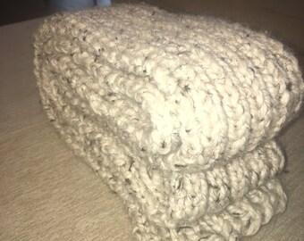 Cozy Handmade Scarf