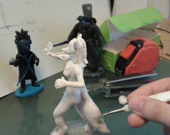 Figurine Commissions
