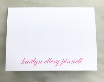 Kaitlyn Note Card - Ever So Pretty Paperie