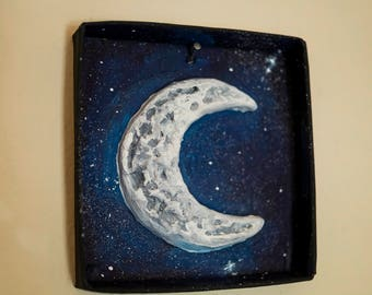 Moon Handmade Decoration