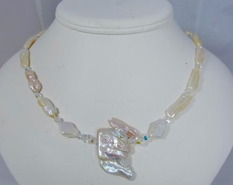 Bridal or Prom Necklace
