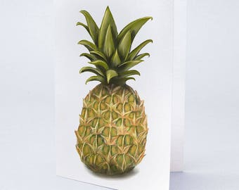 Pineapple card by Truly Yours Greetings