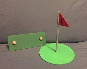 Paper Football Golf