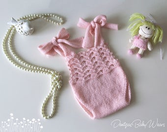 Newborn Girl Photo Prop Outfit, Baby Girl Prop, For Photographers, Pink Photo Props, Infant Props, Baby Girl Photography Props, Photo Props