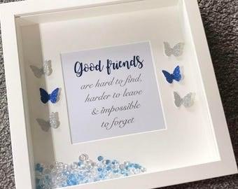 Good Friends Foil Frame