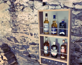 The Wee Dram drinks cabinet