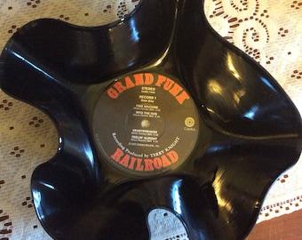 Rock 'n' Roll Record Bowl