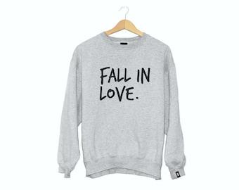 SWEAT • Fall in love.