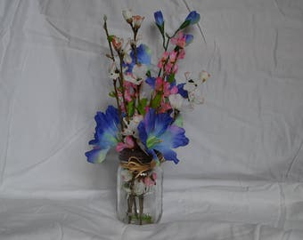 Flower Arrangement Jar