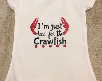 I'm just here for the Crawfish